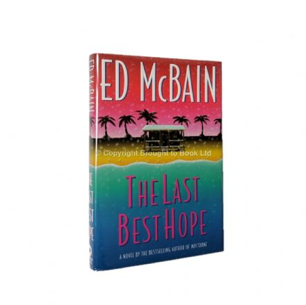The Last Best Hope Signed by Ed McBain Presentation First Edition Warner Books 1998